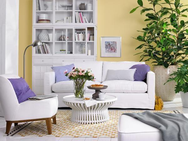 Pflanzen fürs Wohnzimmer Wohnzimmer pflanzen, Auf uns und Wohndeko - pflanzen dekoration wohnzimmer