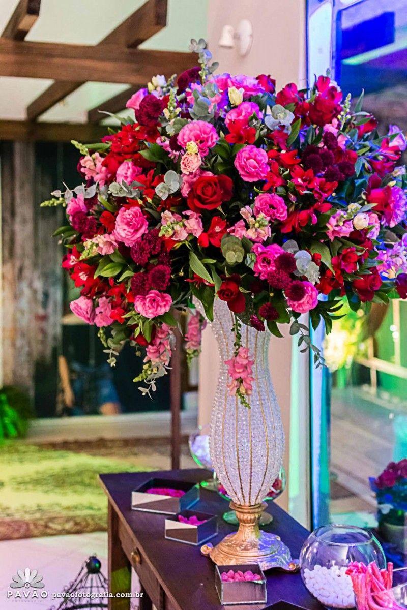 Flores Naturais Decoracao Anivesario De 15 Anos Estancia Velha