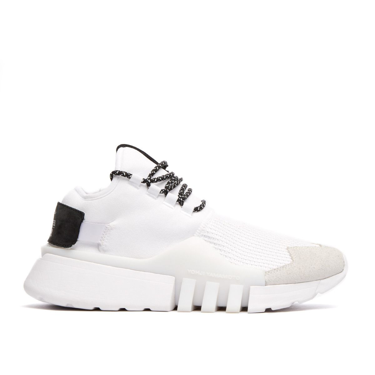 38de6e6e2e6a8 Ayero sneakers from the S S2018 Y-3 by Yohji Yamamoto collection in white