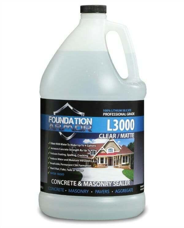 Best We Review L3000 Concrete Densifier By Foundation Armor 400 x 300