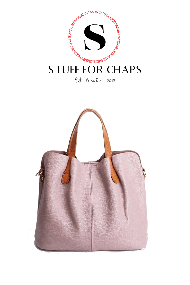 16c82650969c The Amor soft leather tote bag in this lovely pink. The beautiful Italian  Leather Marlia bag.  fashion  style  stylish  cute  beauty  beautiful   pretty ...