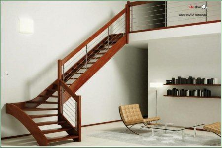 stairs designs for small houses Living Room Pinterest