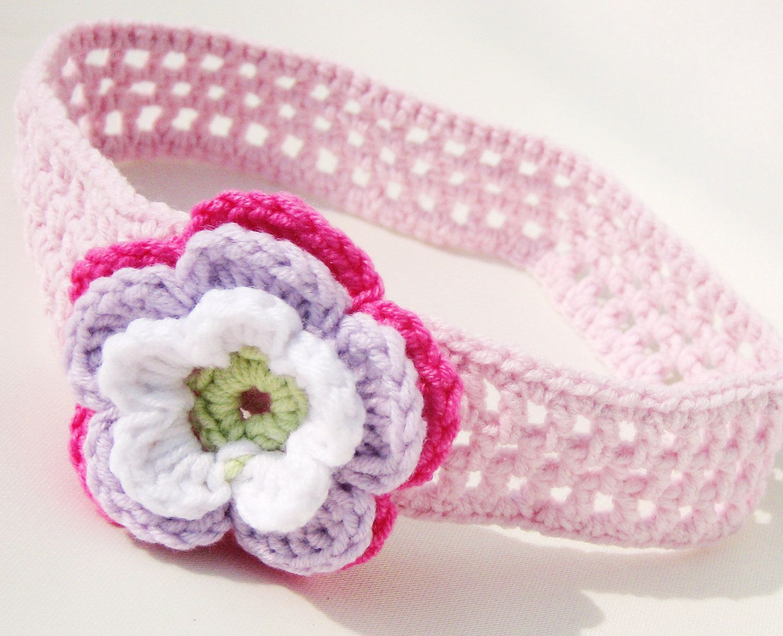 crochet headbands - Cerca amb Google | opaski,branzoletki | Pinterest