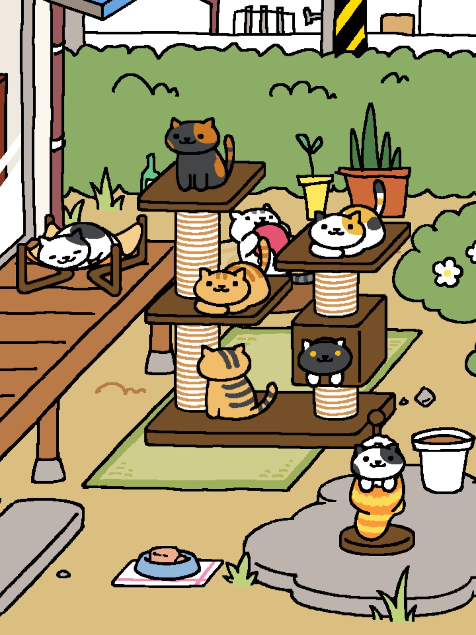 Pin by carole campbell brown on Neko Atsume Cat Collector