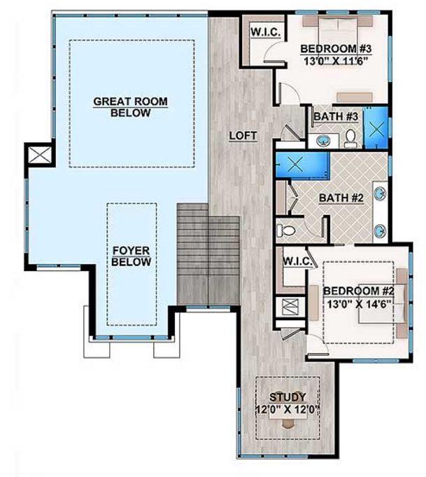 Casa moderna de 350 metros cuadrados mi casa planos de for Casa moderna 50 metros cuadrados