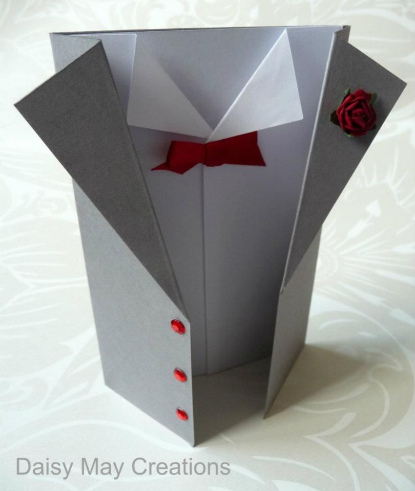 tuxedo card | Cards for all occasion | Pinterest | Cards and ...