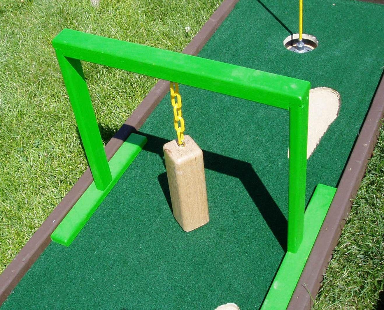 Mini Golf Obstacles Mini Golf Golf Courses Portable Mini Golf