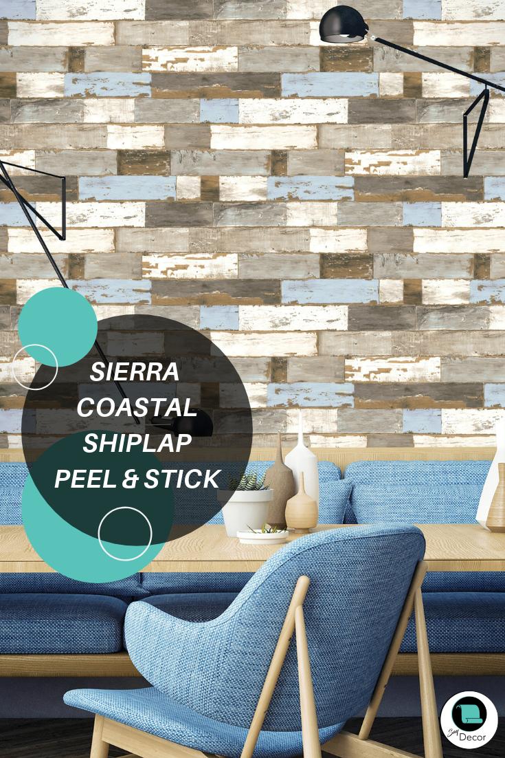 Shiplap Peel And Stick Removable Wallpaper Say Decor Ship Lap Walls Kitchen Wallpaper Decor