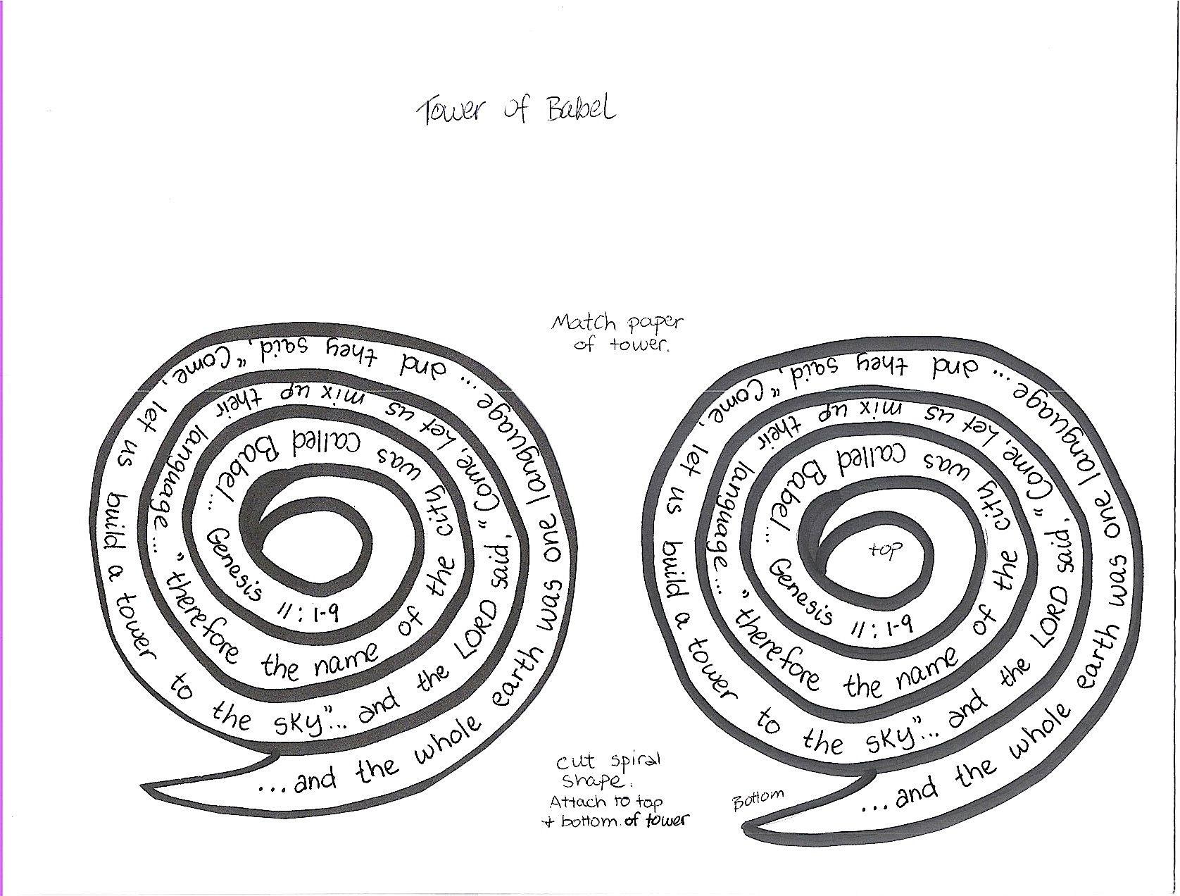 Tower of Babel   Torre de babel, Babel y Torre