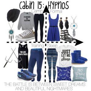 Cabin 15: Hypnos
