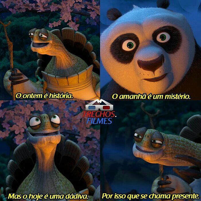 Kung Fu Panda Frases Séries Frases De Filmes E Citações