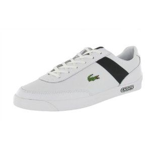 a0d569f2eab1c0 LACOSTE Suzuka ND2 Leather Fashion Sneaker Mens Shoes (Apparel ...