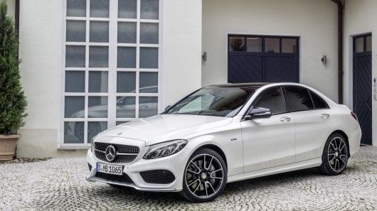 Mercedes Strikes A Fine Balance With The C 450 Amg 4matic Sports Car Brands Benz Mercedes Benz