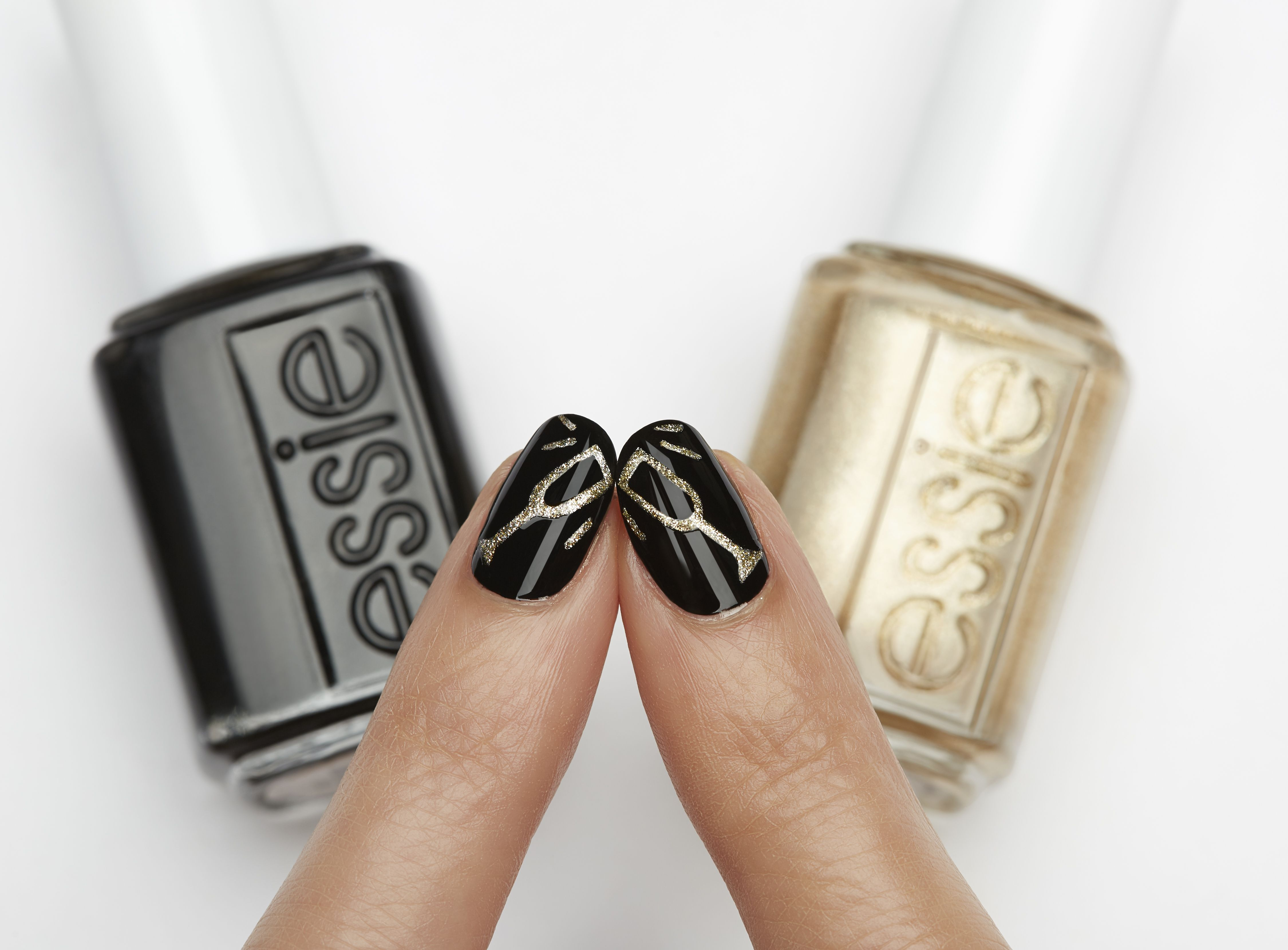 Fridays with essie - when life imitates (nail) art. Shades used ...