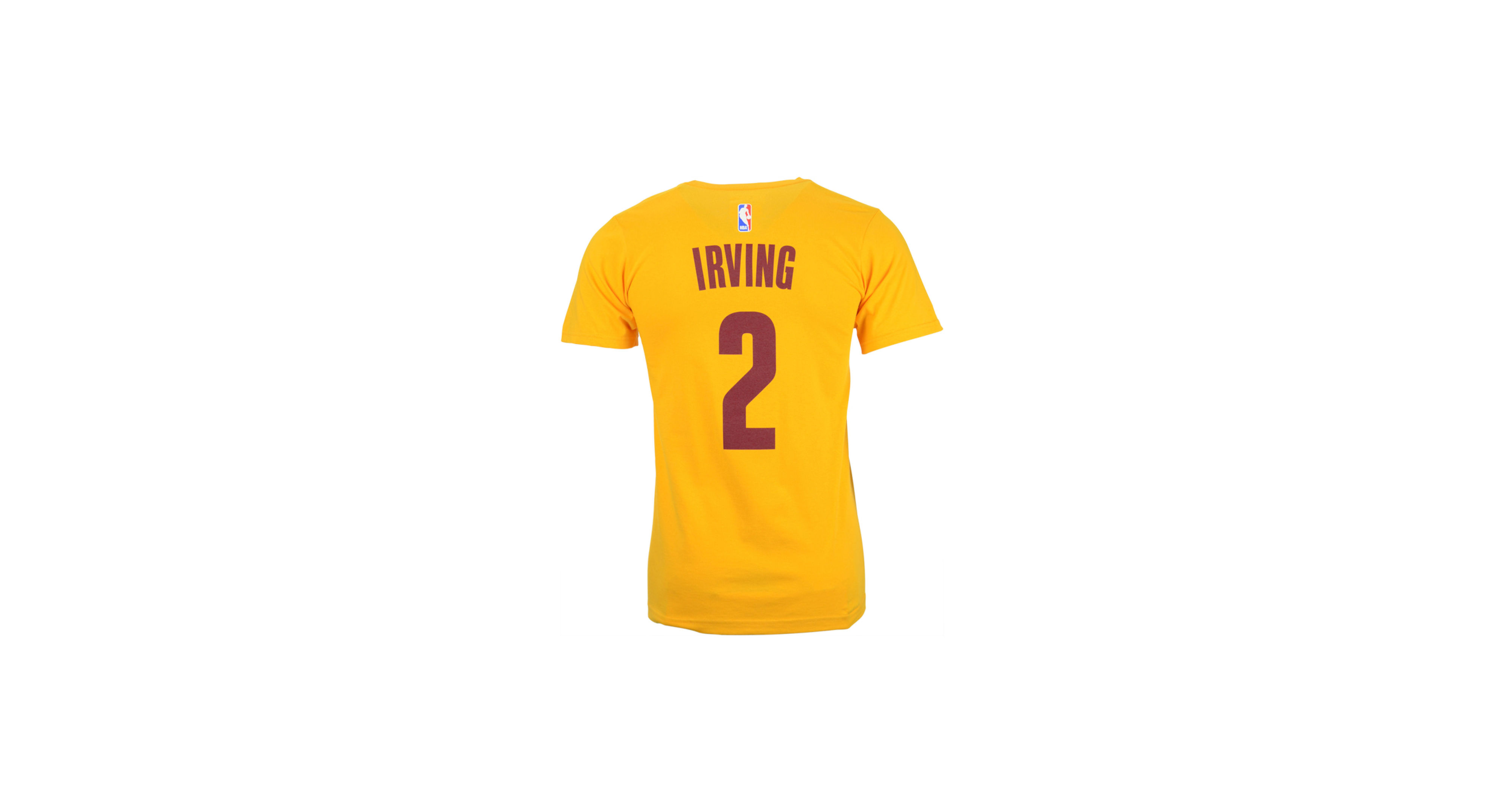 Cavs black t shirt jersey - Adidas Men S Kyrie Irving Cleveland Cavaliers Player T Shirt