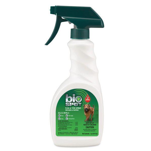 Bio Spot Flea Tick Dog Spray Pet Sprays Petsmart Dog Spray Ticks On Dogs Pet Spray