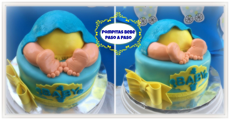 pasteles para bebés chupar