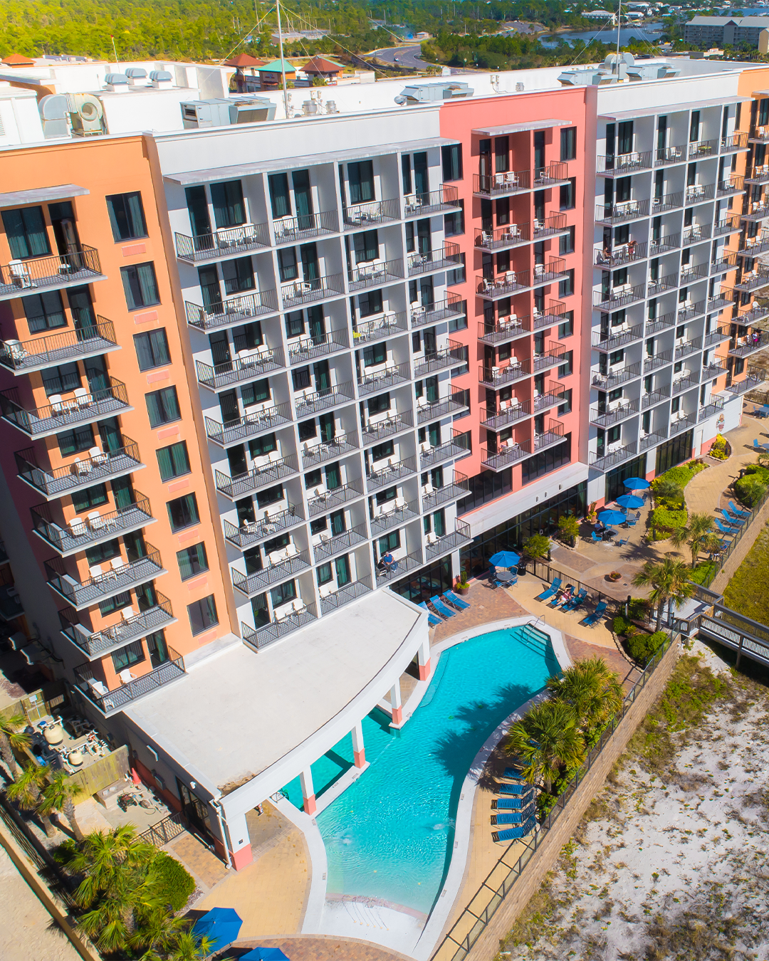 Whether By The Pool Or On The Beach Dip Into Unforgettable Memories At The Hampton Inn Orange Beach Hotels Hampton Inn Orange Beach Alabama