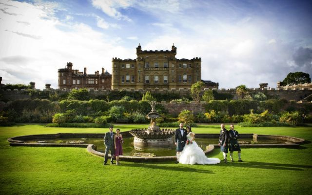 Luxury Scottish Weddings Culzean Castle