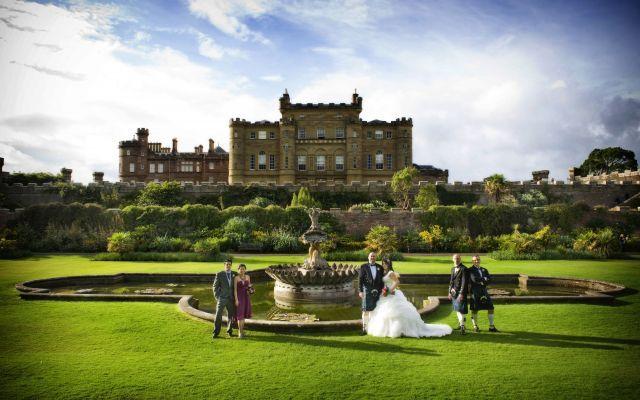 Luxury Scottish Weddings Culzean Castle