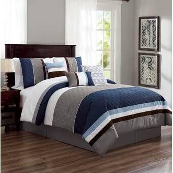 Photo of Crowborough 7 Piece Comforter Set
