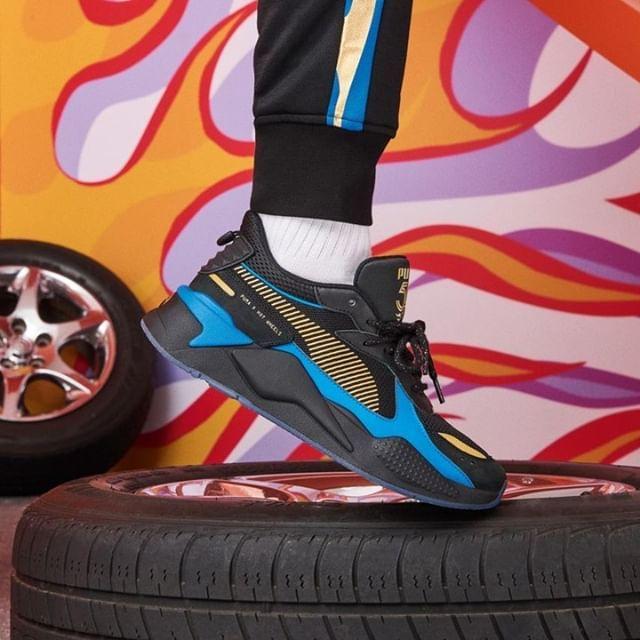 hot sale online e3da1 e1c61 Puma samarbetar med Mattel och släpper några limiterade skor i samband med  att företaget firar 50