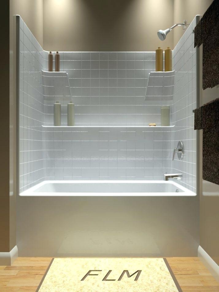 drop in tub ideas drop in bathtub with shower bathroom image for ...