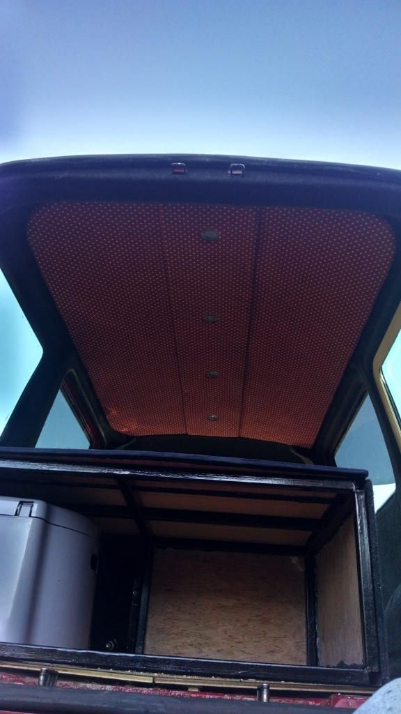 Roof Lining Show Us Some Pictures Page 4 Vw T4 Forum Vw T5 Forum Vw T4 Vw T5 Forum Roof Trim