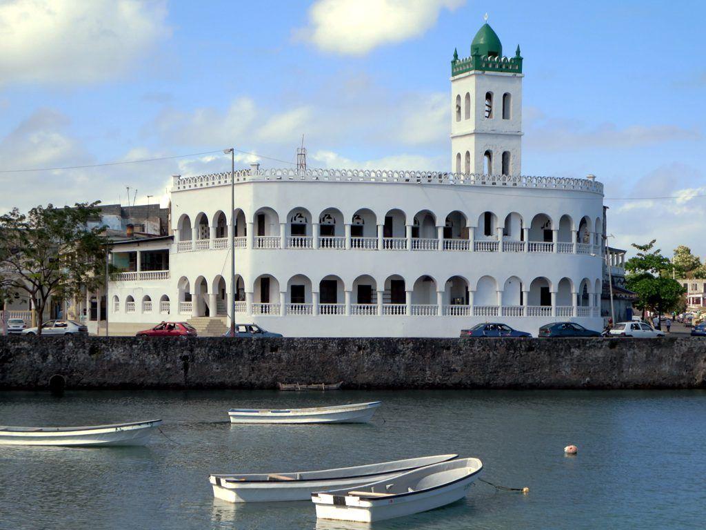 Vendredi Moschee Auf Komoren Reisefuhrer Comores Iles Comores Endroits A Visiter