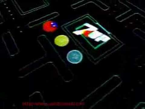 1982 7-Up Pac-Man Commercial