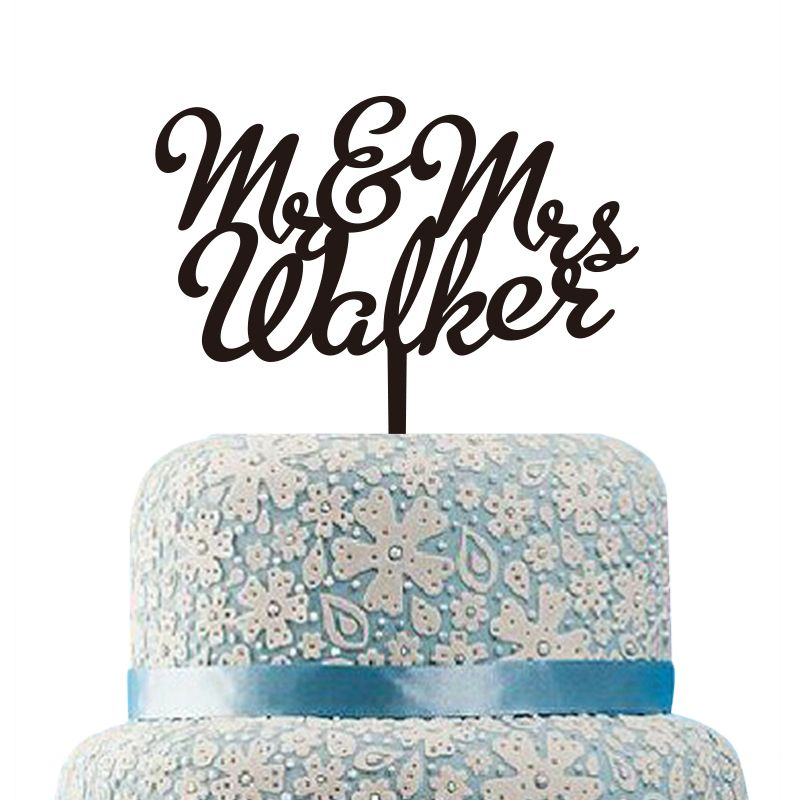 45++ Bridal shower cake toppers walmart trends