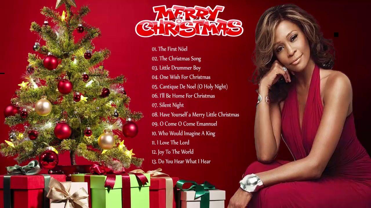 whitney houston christmas full abum whitney houston christmas songs playlist 2018 - Whitney Houston Have Yourself A Merry Little Christmas