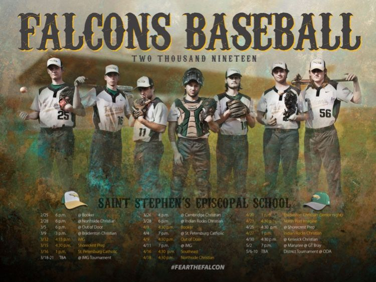 2019 Saint Stephen S Episcopal School Baseball Schedule School Baseball Saint Stephen Baseball
