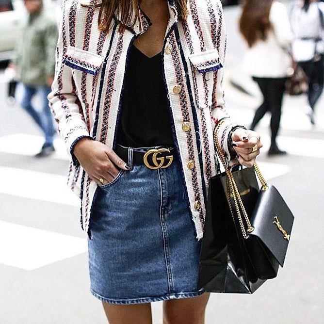 Como Usar o Famoso Cinto Gucci | Cinto gucci, Idéias de moda e Gucci