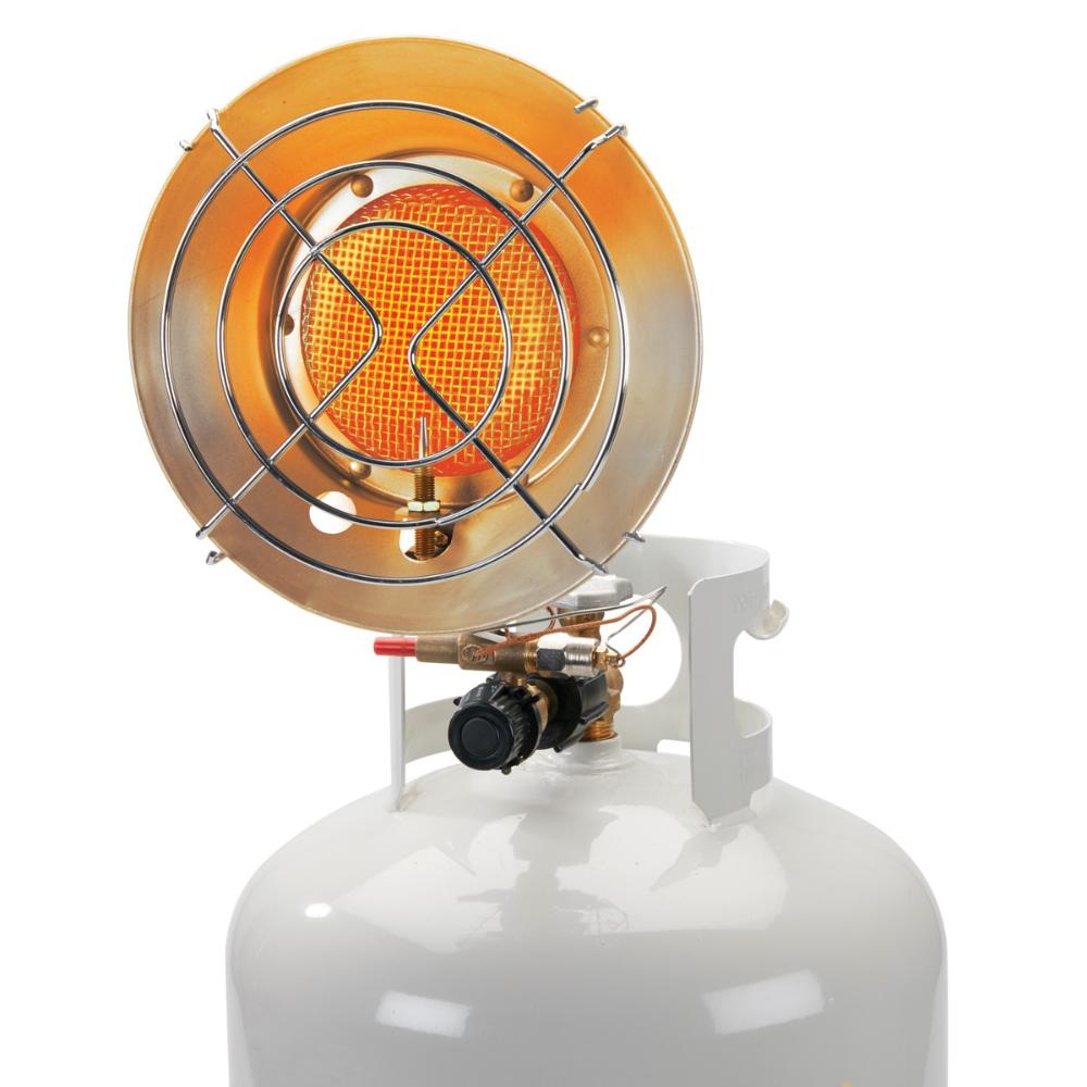 15 000 Btu Tank Top Propane Heater Propane Tank Propane Heater Outdoor Propane Heater