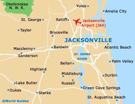 map jacksonville florida - Yahoo Image Search Results | ART ...