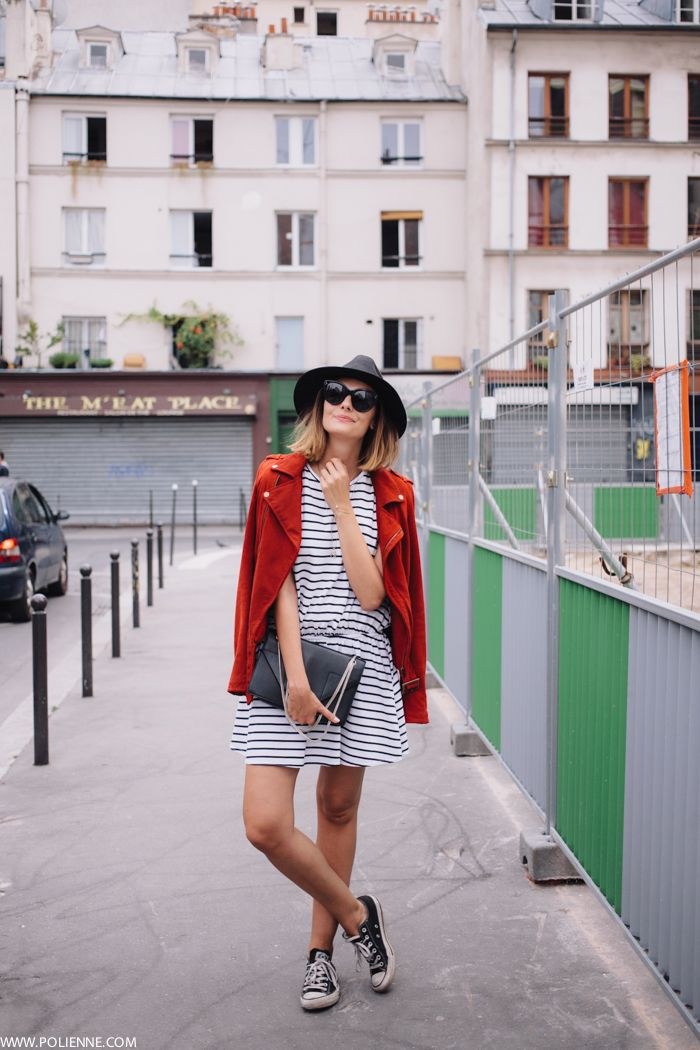 POLIENNE - a personal style diary⎜Parisian streets