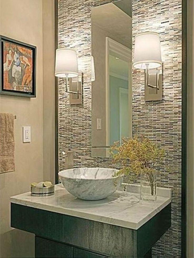 Custom bathroom sink bowls home decor bathroom sink - Powder room vanity ideas ...