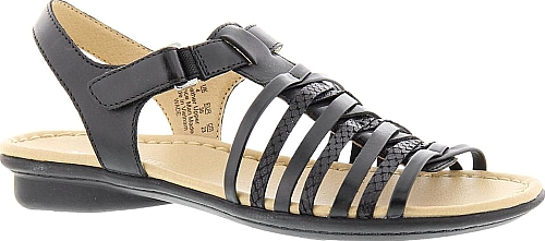 af404884fada Here is the Naturalizer Wade Women s Black Sandal. Cute sandals by the  brand Naturalizer in Black. We think you ll look beautiful stepping into  these ...