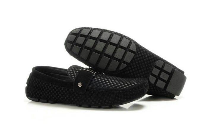 27e976f7 Mocasin Louis Vuitton Loafers For Men Black Shoes | shoes love in ...