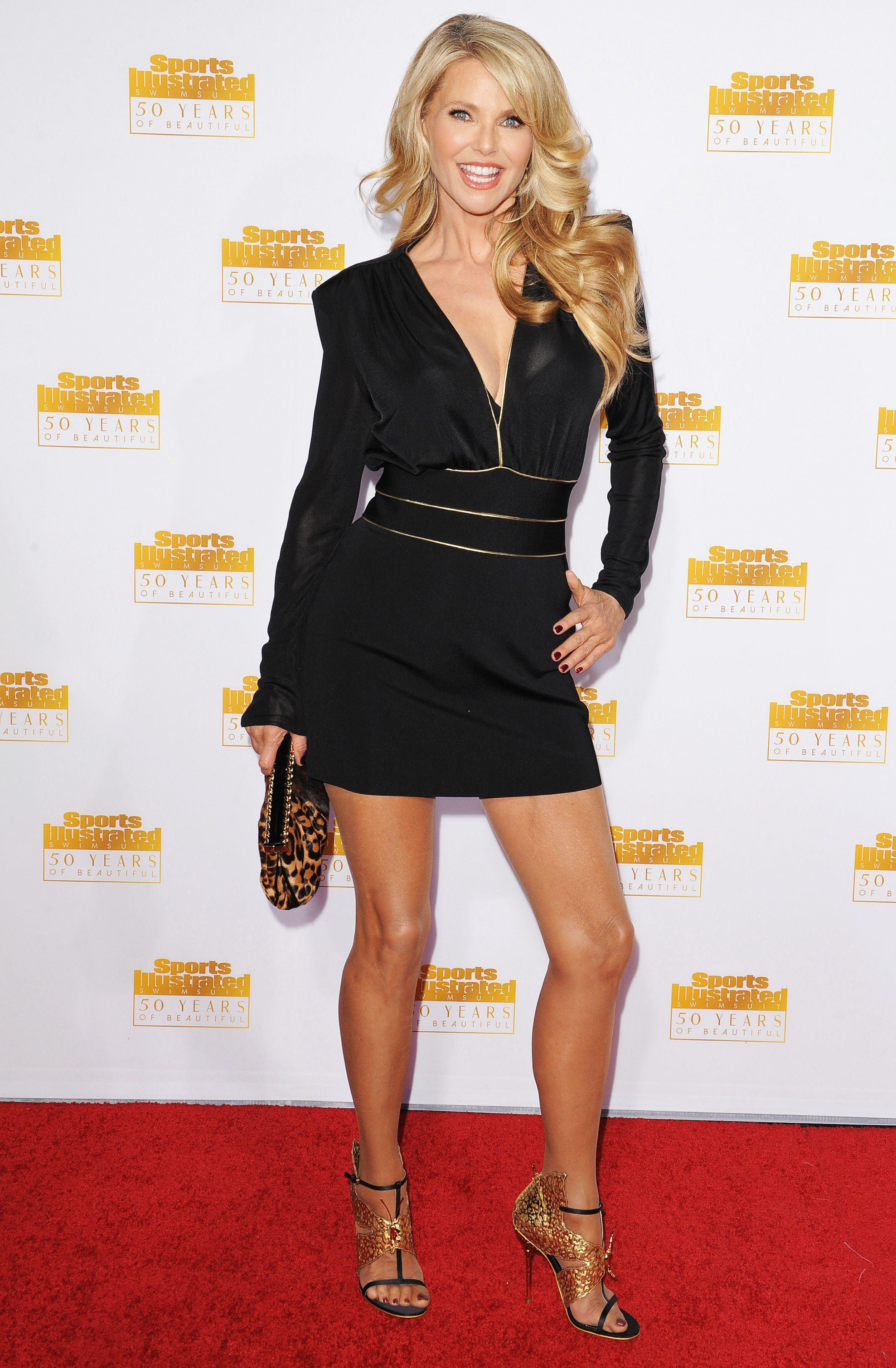 Happy Birthday, Christie Brinkley — See 10 Times She Proved 60 is ...