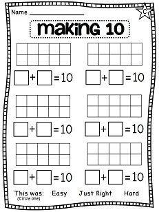 Worksheets Making Ten Worksheets making ten worksheets 2nd grade pixelpaperskin delibertad