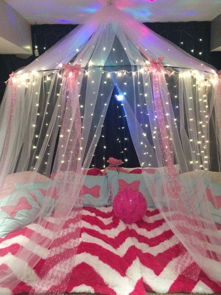 Mom Guide – Last Minute Sleepover Ideas for Sleepover Party #sleepoverparty