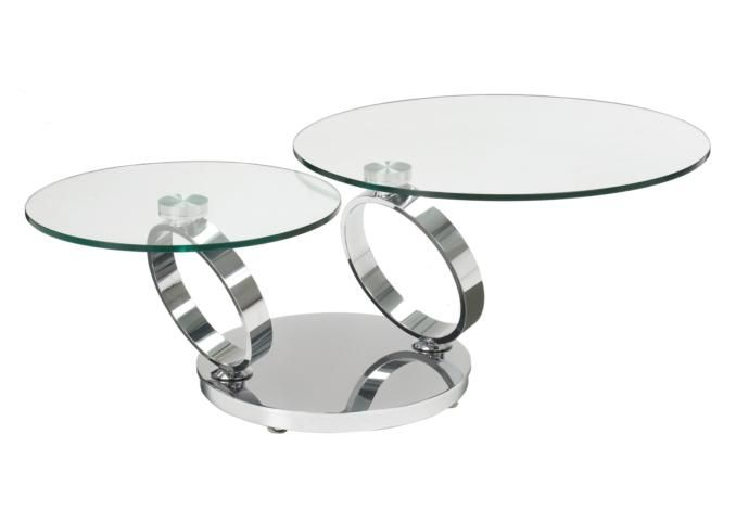 Kesterport Rings Coffee Table At Furniture Village