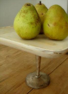 DIY Elegant Pedestals