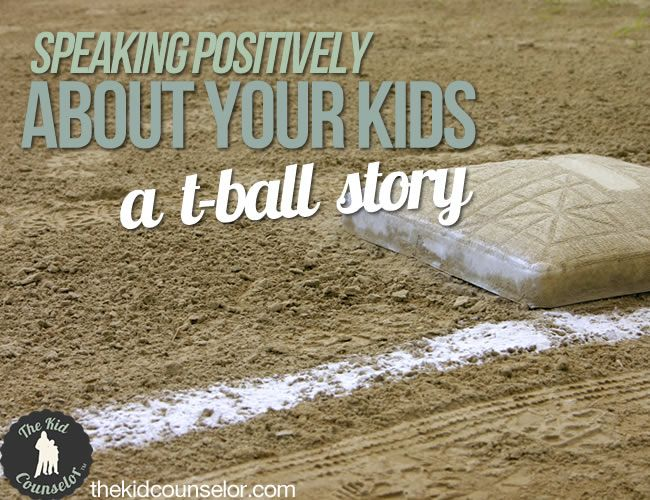 Speaking Positively About Your Kids