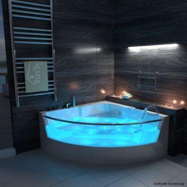 Tronitechnik Luxus Whirlpool Badewanne Wanne Jacuzzi Spa 150x150 In Kirchlengern Jetzt Neu De Luxusbadezimmer Modernes Badezimmerdesign Badezimmer