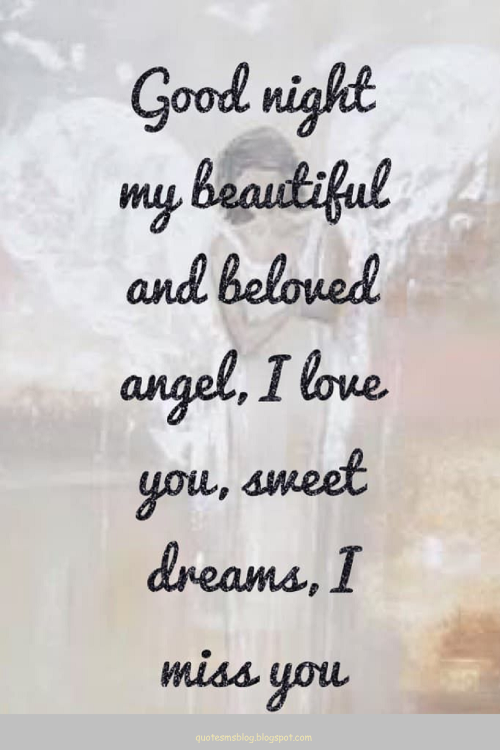 Good Night Quotes Good Night Message For Her Sweet Dream Quotes Romantic Good Night Sweet Dreams My Love