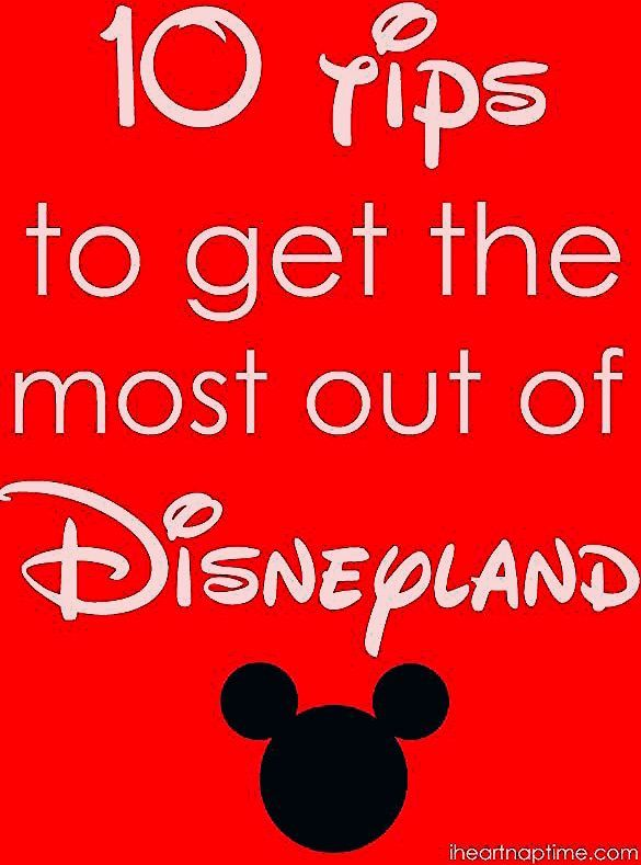Photo of Some of the BEST Disneyland tips!