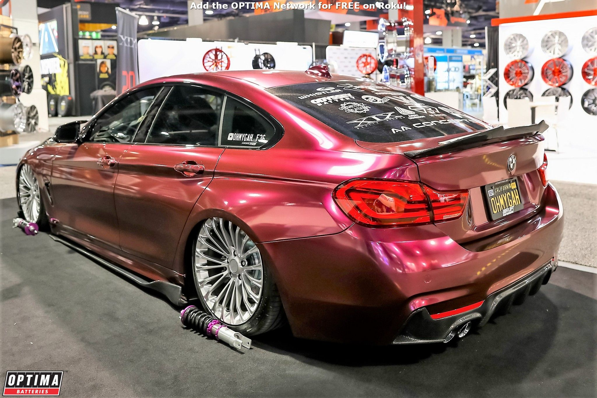BMW E36 at the 2019 SEMA Show in Las Vegas in 2020 Bmw